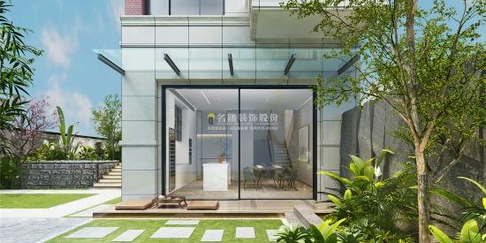 奥园·观澜誉峰-现代极简-三居室