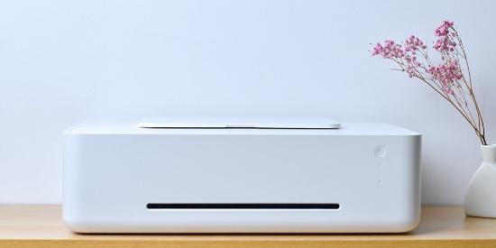 外观巨漂亮/打印巨方便/耗材巨实惠 小米米家喷墨打印机开箱体验