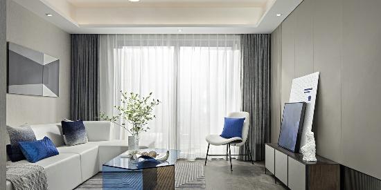 尚蜀空间设 简洁+色彩,打造最美时尚设计!