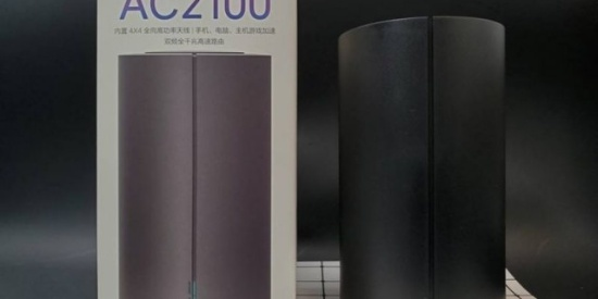 性能与设计兼备 高性价比新品小米路由器AC2100解析