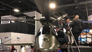 很科幻!美国贝尔公司展示下代武装直升机造