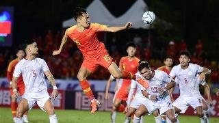 足球世预赛:中国队0-0战平菲律宾队