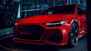 奥迪RS6 Avant,开最猛的瓦罐,买最新鲜的