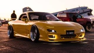 一枚黄色RX-7