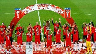 奥地利杯:萨尔茨堡红牛夺冠 跳\