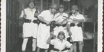 二战时期少见的德军搞笑瞬间