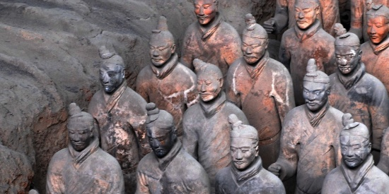 韩国人又出来作妖了,兵马俑都不是我们的了?