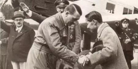 历史上有趣的老照片:希特勒与泰国国王,格瓦拉和他的第二任妻子
