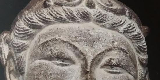唐代文物石雕像