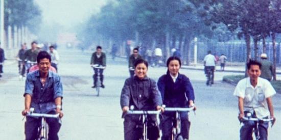 1976年的老照片,70年代的北京,民风淳朴!