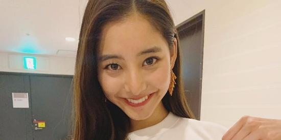 日本模特新木优子:两套日系穿搭 高个子女孩搭配模板