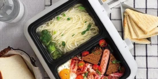 左手火锅右手撸串,在家一个锅双倍美味竟可以同时享受?!