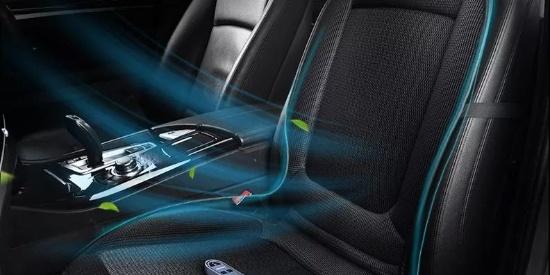 常年汽车坐垫不通风透气竟会引发疾病?教你一招改造让坐垫冬暖夏