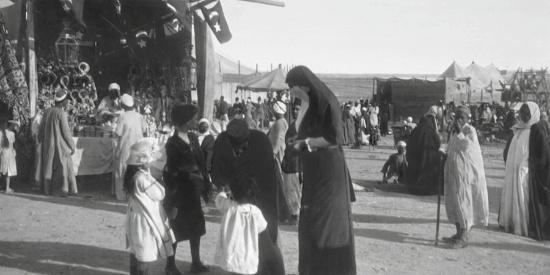 109年前的埃及老照片,乍一看有点像晚清中国