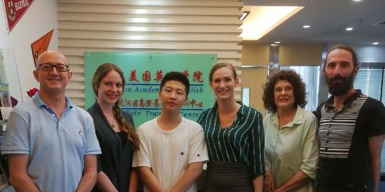 喜讯!AAE学生Jordy,成功拿到赴美留学签证!