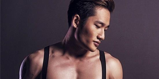 最性感的男模,身材匀称有肌肉,这样男友无抵抗力