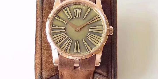 RD罗杰杜彼—王者系列腕表,高贵气质之下的优雅格调