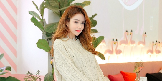韩国明星金珠雅写真照片真的太性感了