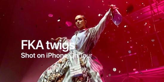 苹果分享用 iPhone XS 拍摄的三场演唱会,美翻了
