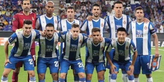 欧联杯小组赛首轮西班牙人1:1费伦茨瓦罗斯,武磊踢满全场比赛
