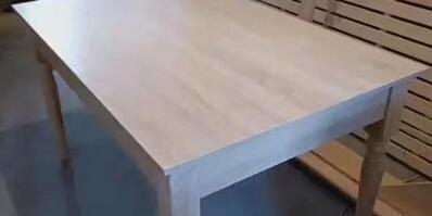这样的桌子,是不是看起来就十分结实呢