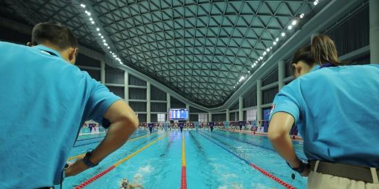 700多运动员成都角逐全国游泳U系列比赛