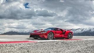 福特GT跑车