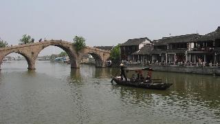 上海朱家角古镇,安静(2)