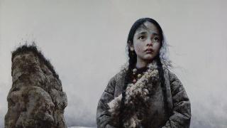 中国写实油画家作品集第一辑 高清