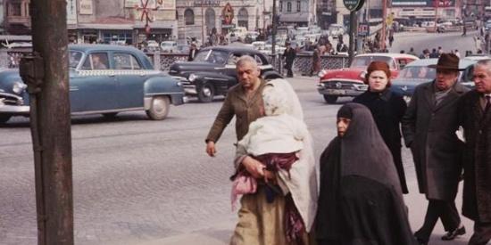 突厥人之家:1965年土耳其伊斯坦布尔老照片