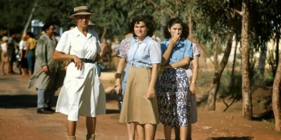 1950年以色列建国初期罕见老照片