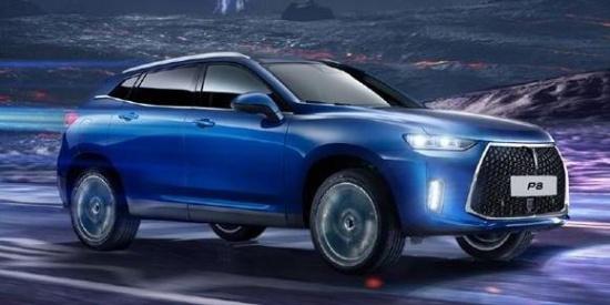 长城打造新能源汽车续航660公里,前脸非常漂亮,售价24万