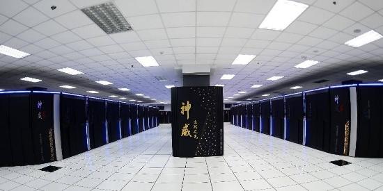 """时隔6年美国超级计算机""""顶点""""的算力宣布超越中国成为世界第一"""