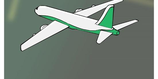 恶搞漫画:飞机上的紧急救援